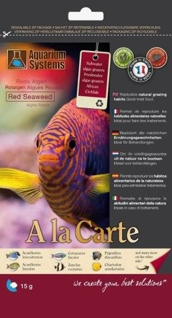 Aquarium Systems A la Carte 15 g Red
