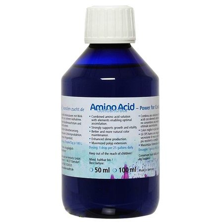 Korallen-Zucht Aminoacid Concentrate 250 ml