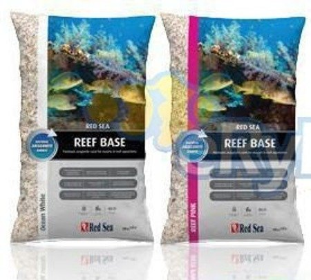 Red Sea Reef Base Ocean White 10 kg
