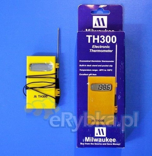 Milwaukee Instruments Termometr cyfrowy TH300