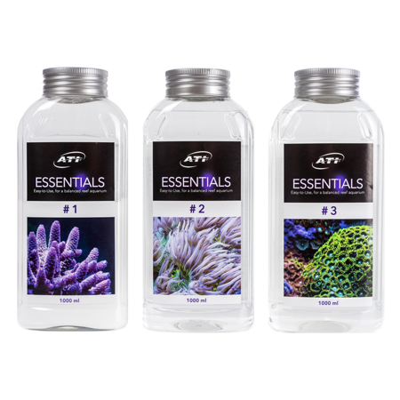 ATI Essentials 3x1000 ml