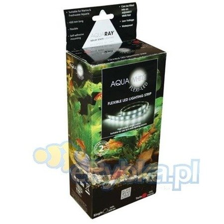 AquaRay Aqua White Flexi LED Twin