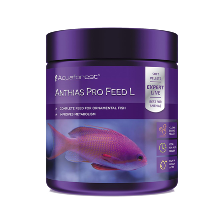 Aquaforest Anthias Pro Feed L 120 g