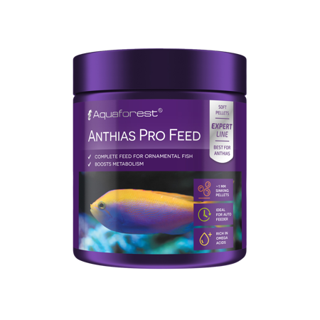 Aquaforest Anthias Pro Feed S 120 g