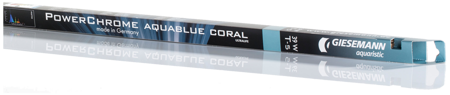 D-D Giesemann Aquablue+/Aquablue Coral 54 W