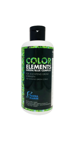 Fauna Marin Color Green/Blue Complex 250 ml