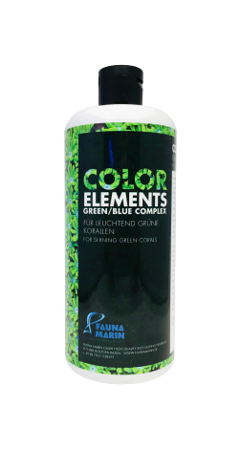 Fauna Marin Color Green/Blue Complex 500 ml