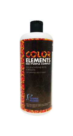 Fauna Marin Color Red/Purple Complex 500 ml