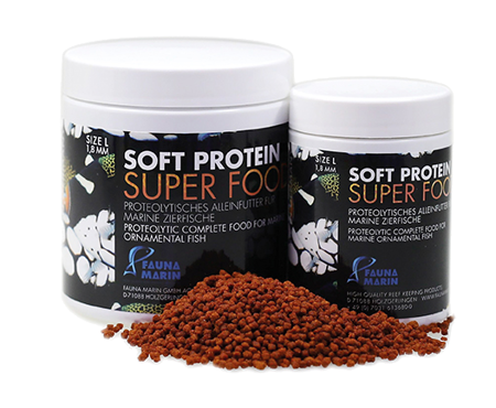 Fauna Marin Soft Protein Super Food M 60 g