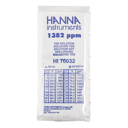 Hanna Instruments 1382 ppm 20 ml