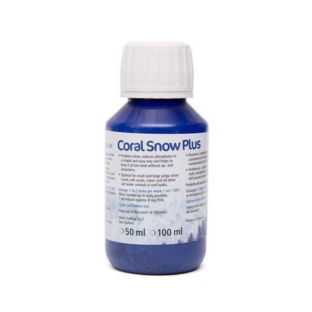 Korallen-Zucht Coral Snow Plus 100 ml