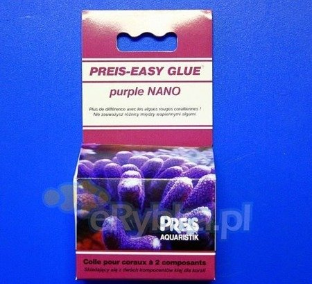 Preis Easy Glue Purple Nano 2x30 g