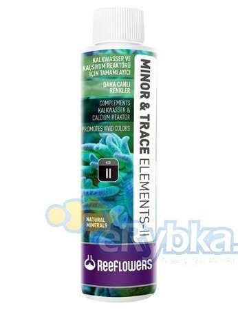 ReeFlowers Minor & Trace Elements 250 ml