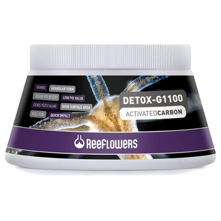 Reeflowers Detox-G1100 Activated Carbon 3750 g