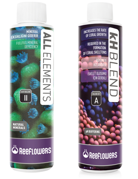 ReeFlowers All Elements + kH Blend 2x250 ml